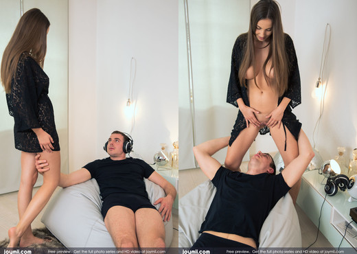 Please Fuck Me Now - Den & Josephine - Joymii - Lesbian Porn Gallery