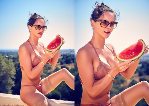 Adele Taylor - One In A Melon - Hayley's Secrets - Solo Image Gallery