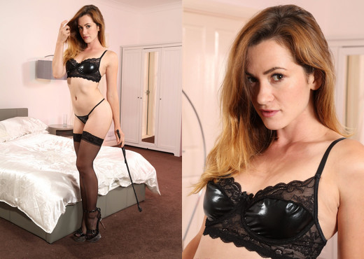 Tess Lingerie - Strictly Glamour - Solo TGP