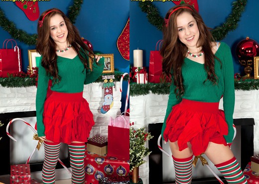 Trinity Rae - Trinity's Christmas Cunt - Naughty Mag - Amateur Picture Gallery