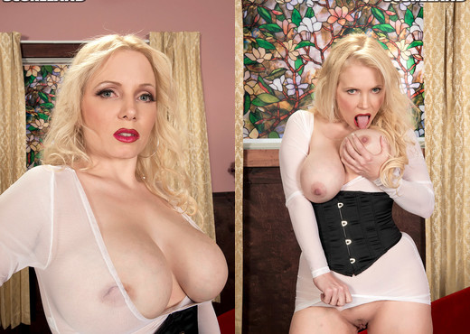 Alana Anderson - Creamy Blonde With Heavy Jugs - ScoreLand - Boobs Image Gallery