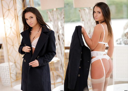 Lana Roy, Raul Costa - Under The Coat - 21Naturals - Anal HD Gallery