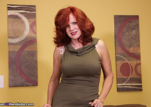 Andi James: Step Mom To the Rescue - Over 40 Handjobs - MILF TGP