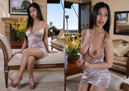 Jade Kush - InTheCrack - Solo Nude Gallery