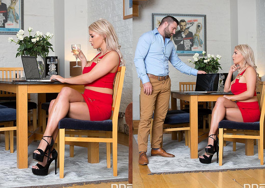 Sienna Day - She's Craving His Spunk - Blowjob Picture Gallery