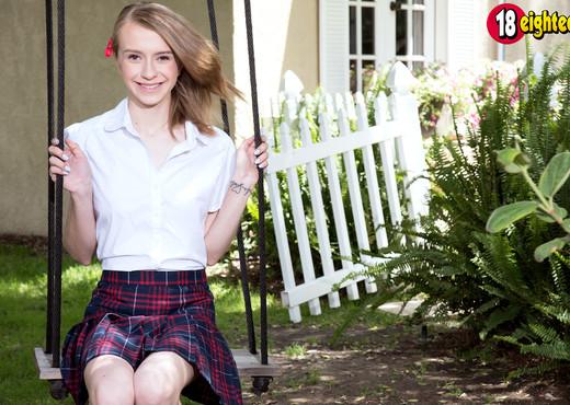 Kristy May - Skinny Schoolgirl - 18eighteen - Teen Hot Gallery
