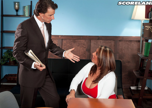 Stephanie Stalls - I'm A Nympho. Case Closed! - ScoreLand - Boobs TGP