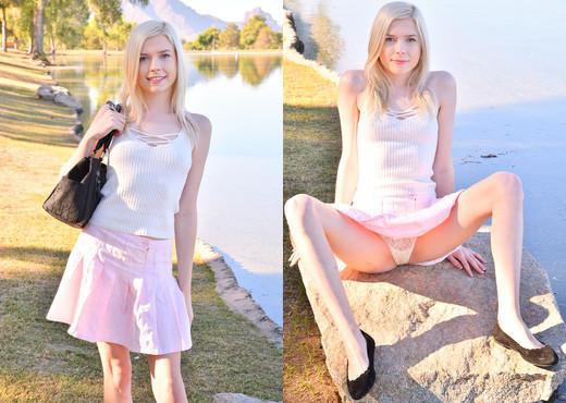 Jocelyn - Shes Pretty In Pink - FTV Girls - Solo Hot Gallery