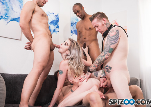 Lexi Lore Gets DP And Gangbanged 4k - Spizoo - Hardcore Sexy Gallery