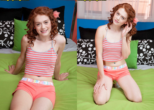 Alice Green - Sweet Redheaded Alice - Naughty Mag - Amateur Image Gallery