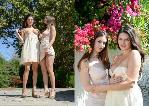 Stella & Francesca - Breakdown In Loule - FTV Milfs - MILF Picture Gallery