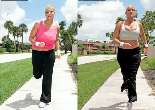 Gabriella Michaels - Bounce Baby, Bounce! - ScoreLand - Boobs Picture Gallery