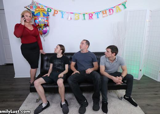 Selah Rain - Step Moms Birthday Gangbang - Family Lust - Hardcore Nude Pics