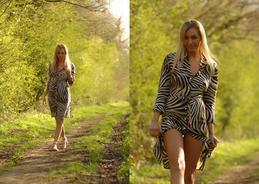 Hayley Marie Coppin - Country Walk - Hayley's Secrets - Solo Picture Gallery