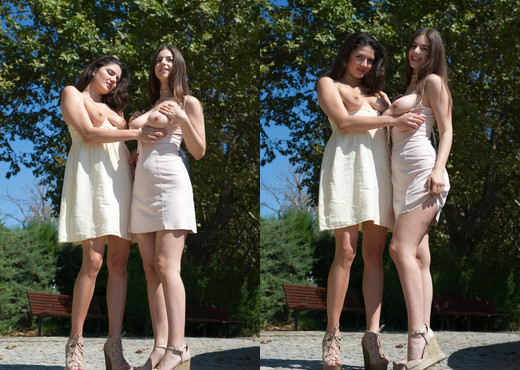 Stella Cox - Stella And Francesca's Holiday Part - Solo Image Gallery