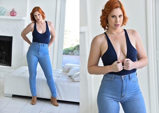 Edyn - Bluejean Babe - FTV Milfs - MILF Nude Pics