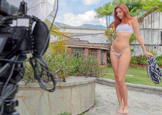 Tattooed Tits - Agatha Vega - Watch4Beauty - Solo Porn Gallery