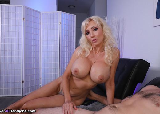 Victoria Lobov: Boobs and Lube - Over 40 Handjobs - MILF Nude Pics