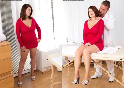 Vicky Soleil's Breast Exam - ScoreLand - Boobs Sexy Photo Gallery
