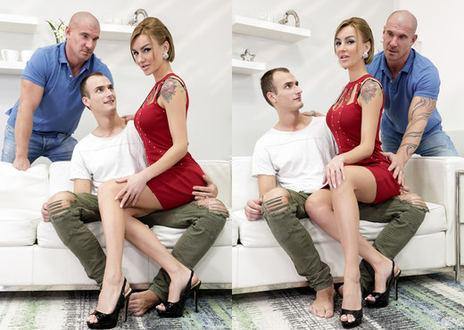 Elen Million, John - Anal Cuckold - Doghouse Digital - Hardcore TGP