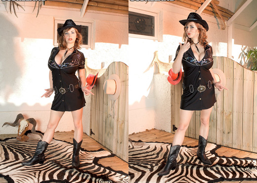 Christy Marks - Cowgirl Christy - ScoreLand - Boobs HD Gallery