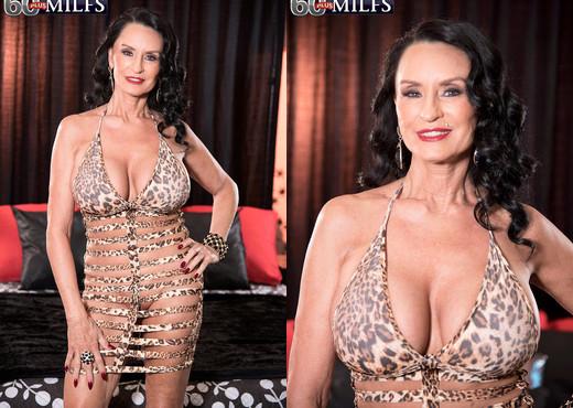 Rita Daniels - Rita's first DP: the photos - MILF Porn Gallery