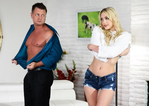 Kenna James - Family Friction 3: Lonely Dad's Dilemma - Hardcore Picture Gallery