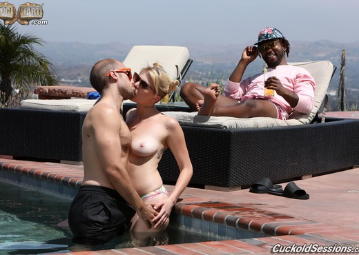 Charley Chaplin - Cuckold Sessions - Interracial HD Gallery