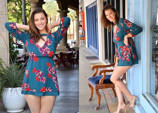 Bella - The Shortest Dress - FTV Girls - Solo TGP