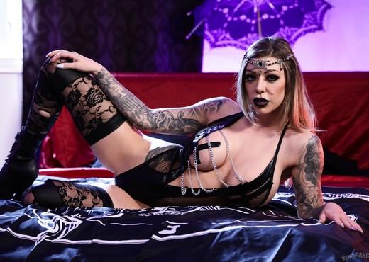Goth Nymphos - Karma RX - Burning Angel - Hardcore TGP