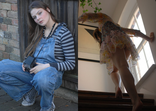 Fuzen - Picture Me - BreathTakers - Solo Sexy Gallery