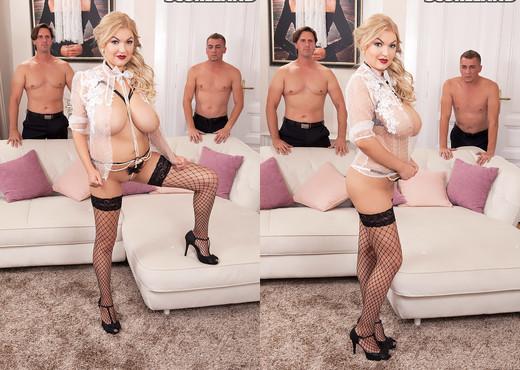Diana Frost's Horny & Hot Big-Tit Threesome - ScoreLand - Boobs Sexy Photo Gallery