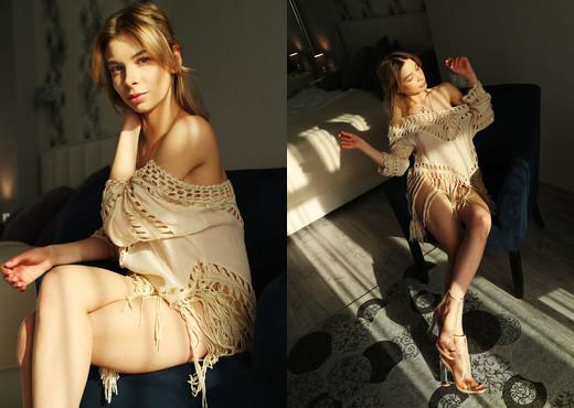 Illuminating Desire - Eva Tali - Femjoy - Solo Sexy Gallery