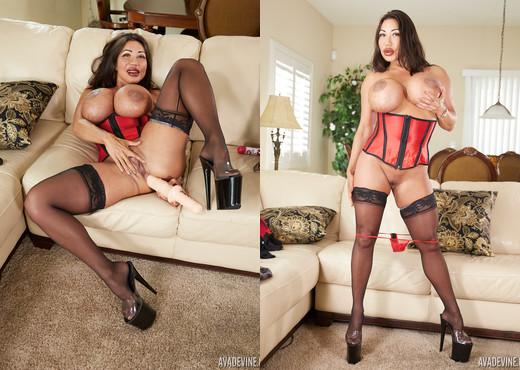 Ava Devine in Hypno Anal Whore - Pornstars Sexy Photo Gallery