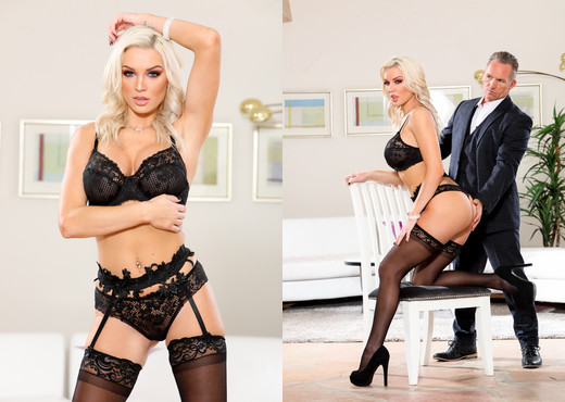 Kenzie Taylor - Not A Prude Like His Wife! - Devil's Film - Hardcore Image Gallery