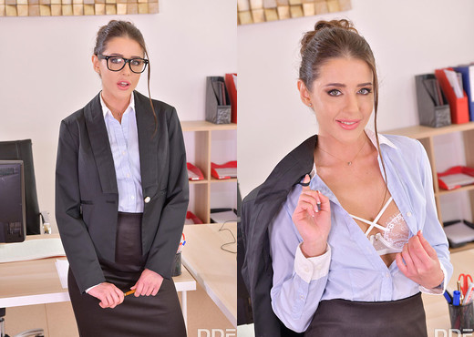 Sybil - XXXtra Horny During Office Hours - Hardcore Sexy Photo Gallery