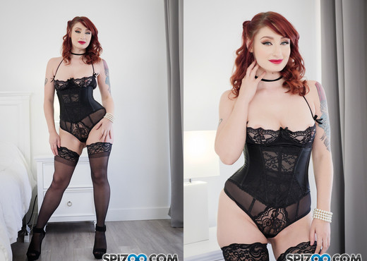 Redhead Bomb Violet Monroe Wants Creampie - Spizoo - Hardcore Sexy Photo Gallery