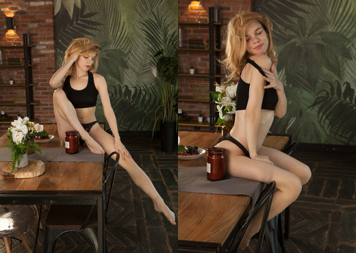 A Playful Mood - Galina Petrova - Femjoy - Solo Sexy Gallery