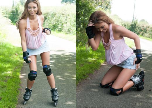 Natalia Forrest - Blades - Hayley's Secrets - Solo Nude Pics