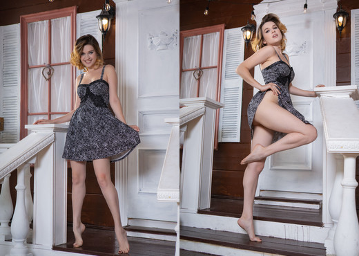 Entice - Doria A. - Femjoy - Solo Sexy Gallery
