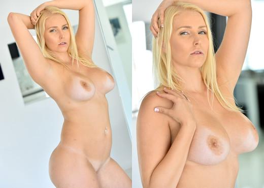 Vanessa - Blue Sheer Hotness - FTV Milfs - MILF Picture Gallery
