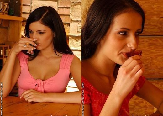 Dirty Lesbians Lolli & Evelyn - Lezbo Honeys - Lesbian Hot Gallery