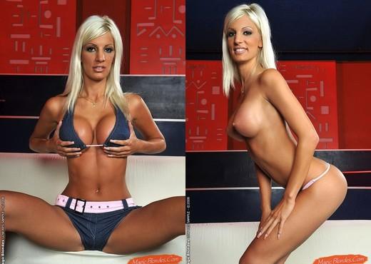 Jessy Wynn - Magic Blondes - Toys Sexy Gallery