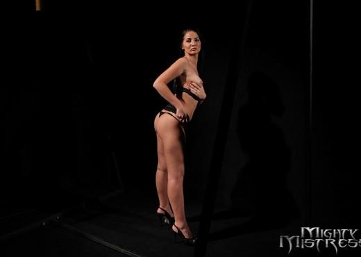 Katy Parker & Deborah Black Lesbian Slave - Mighty Mistress - BDSM HD Gallery