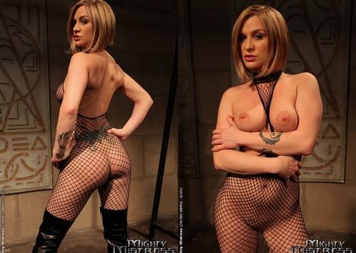 Katy Parker & Steffie Lesbian Slave - Mighty Mistress - BDSM Porn Gallery