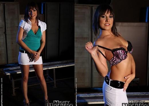 Sabrina Sweet & Blanka Lesbian Bondage - Mighty Mistress - BDSM Sexy Gallery