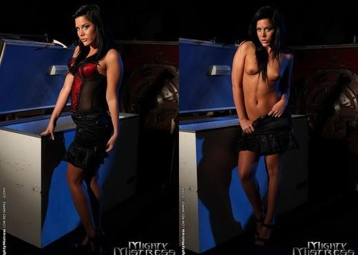Sabrina Sweet & Madison Parker Lesbian Bondage - BDSM Sexy Photo Gallery