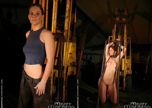Evelyne Foxy & Sabrina Sweet Lesbian BDSM - Mighty Mistress - BDSM Sexy Photo Gallery