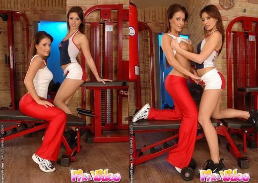Dirty Lesbians Lara Craft & Nedra - Lesbian Hot Gallery