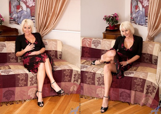 Jan Burton - Evening Wear - Anilos - MILF Hot Gallery